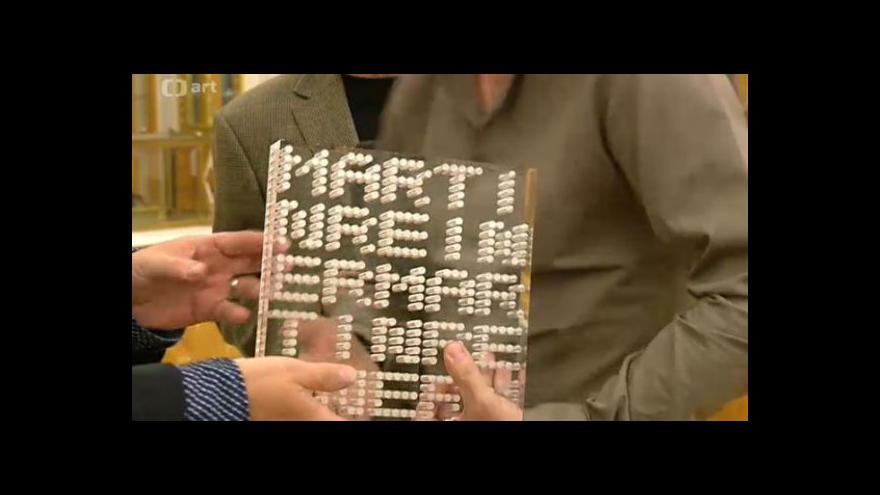 Video Martin Reiner: Cena pomůže, že si knihy všimne víc lidí