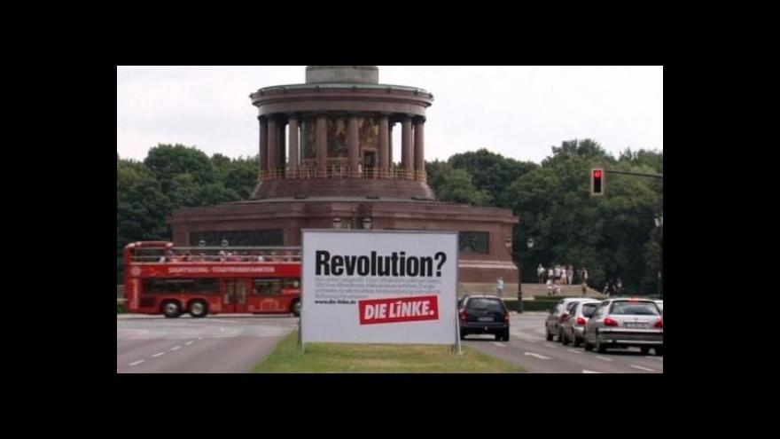 Video Postkomunisté se chystají převzít vládu v Durynsku