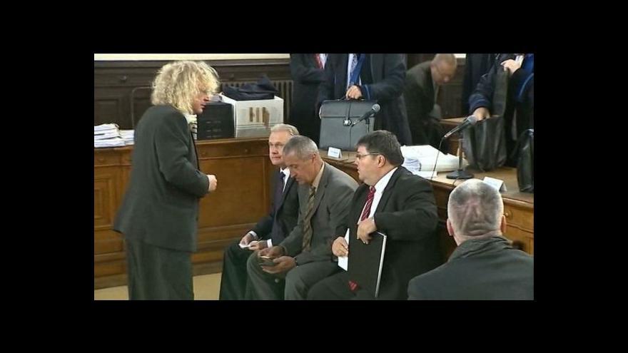 Video Primátor Lajtoch a jeho spolupracovníci před soudem