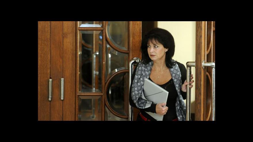 Video Mluvčí ERÚ: Vesecká je dlouholetá odbornice s vysokým kreditem
