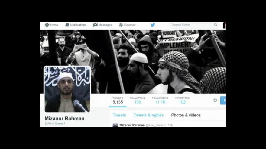 Video Islamisti ovládli sociální sítě