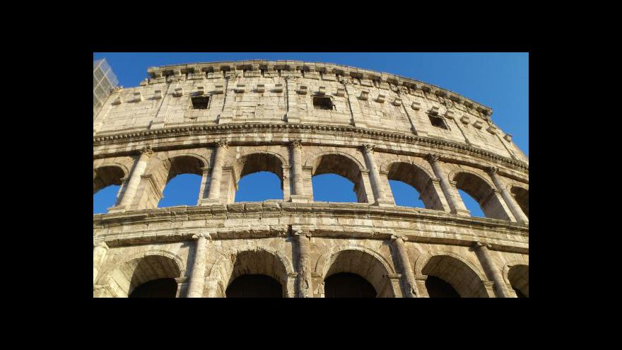 Video V Koloseu možná znovu vznikne aréna