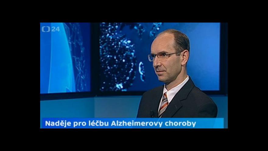 Video Aleš Bartoš: Zaměřili jsme se na protilátky