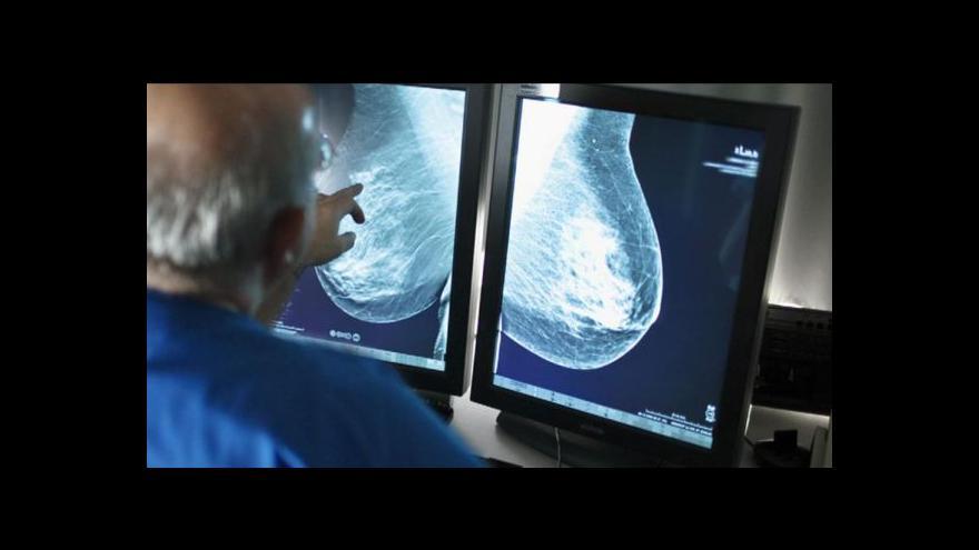 Video 168 hodin: Sedmikrásky proti rakovině prsu