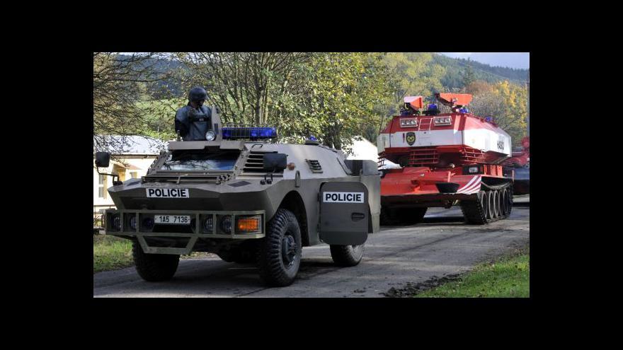 Video Události, komentáře: (Ne)bezpečné muniční sklady