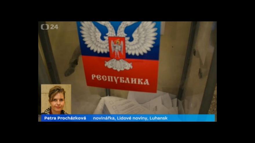 Video Petra Procházková: Senátor Doubrava je na Ukrajině nelegálně