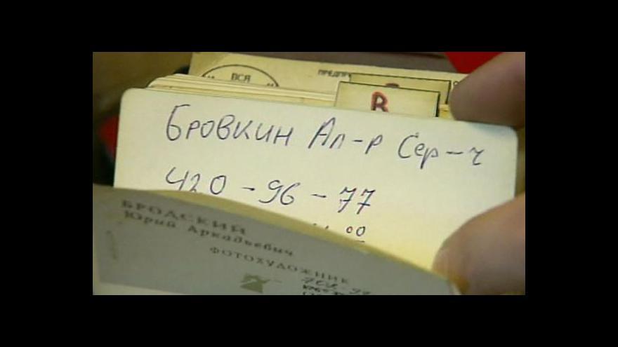 Video Problémy ruských neziskovek