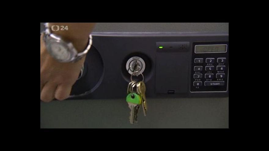 Video Nemocnice se brání proti krádežím
