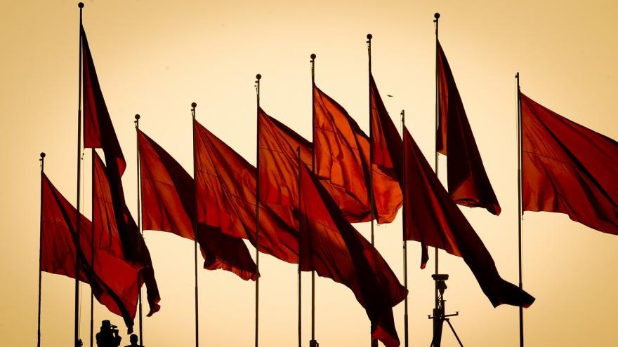 Video Sinolog: Čínský režim se začíná vracet ke kořenům autoritářství