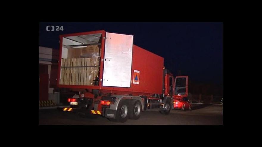 Video Češi pomáhají ebolou postižené Libérii