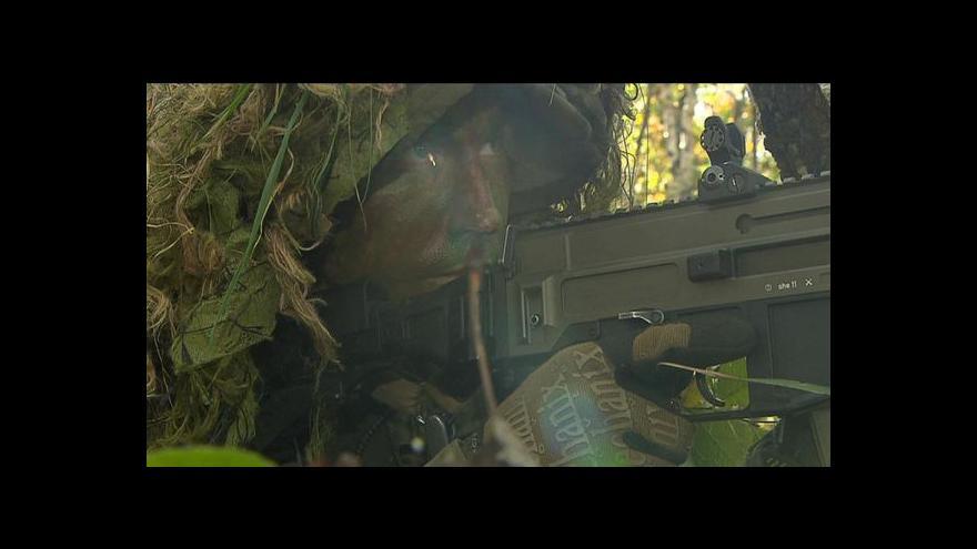 Video Komando: Jediný bojový kurz české armády