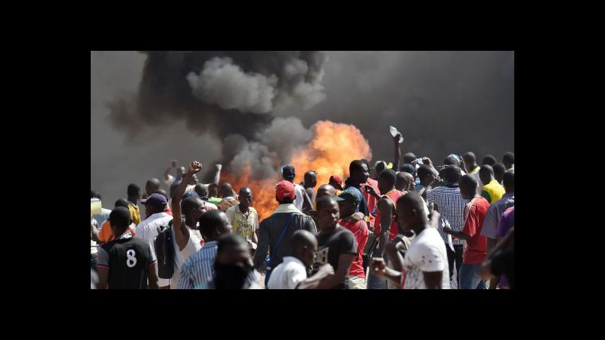 Video Reportáž: Otřesy v Burkina Fasu