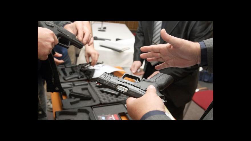Video Sklad zbraní by měl z Vinoře zmizet