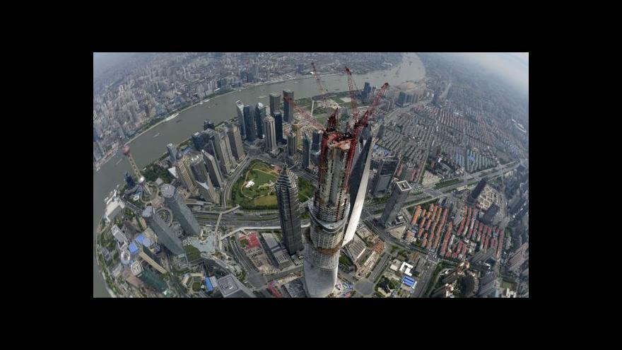 Video Čína roste do nebe