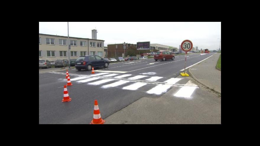 Video Rozsáhlé opravy silnic na Vysočině končí