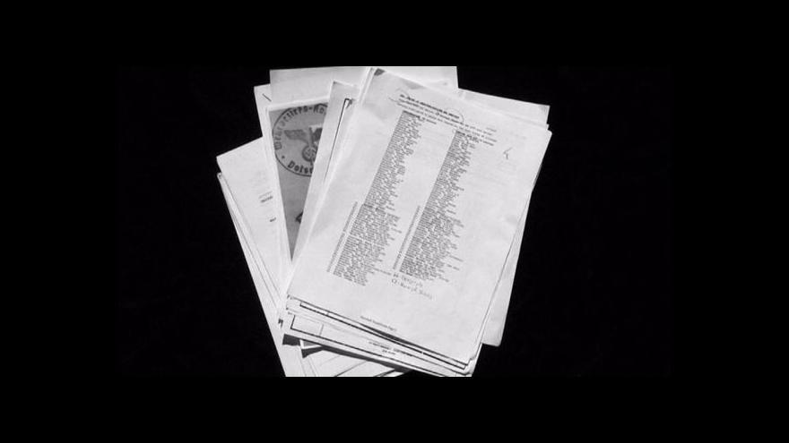 Video Nacisté-špioni na výplatnicích USA