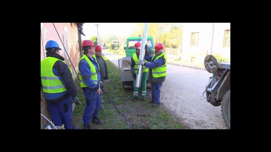 Video Kopidlno zaměstnává vlastní dělníky
