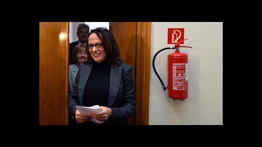 Video Krnáčová bude novou pražskou primátorkou