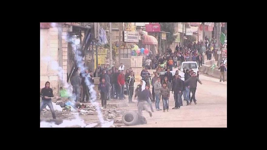 Video Jakub Szántó: V Jeruzalémě vládne velké napětí