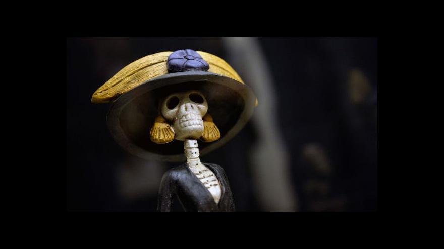 Video Náprstkovo muzeum seznamuje s mimoevropskými Rituály smrti