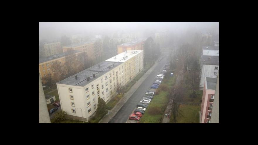 Video Meteorolog ČT: Inverze bude i příští týden
