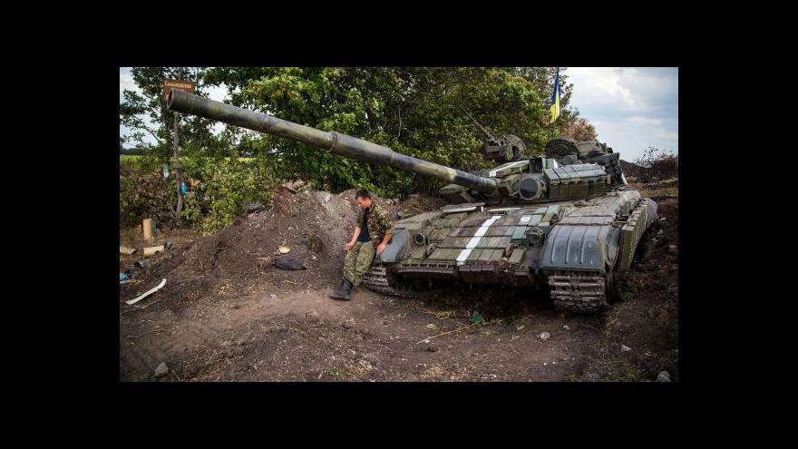 Video Zpravodaj ČT Karas: Ofenziva? V nejbližších hodinách nepředstavitelné