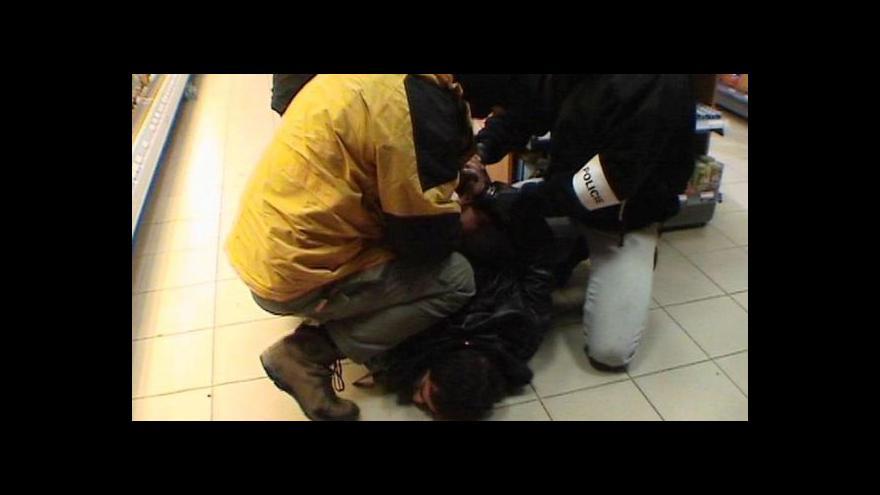 Video V Arménii zadrželi Andranika Soghojana