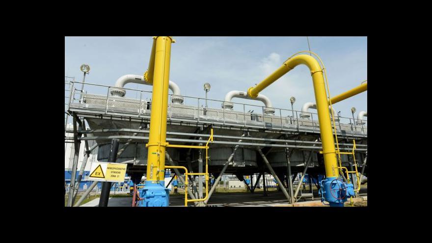 Video Rusko-ukrajinská dohoda o plynu je na světě