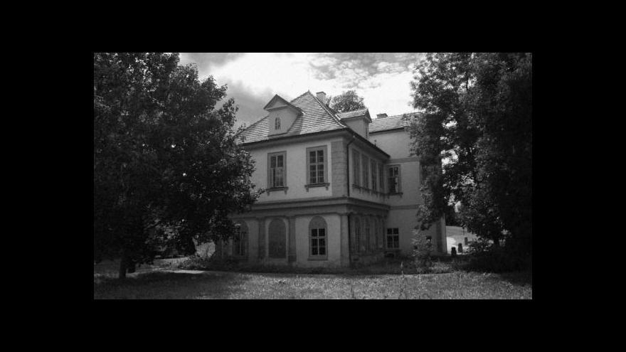 Video Vila Štvanice byla přebudovaná na divadlo