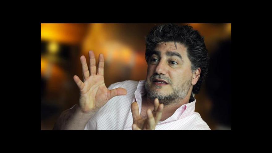 Video José Cura se představí v pražském Národním jako Otello