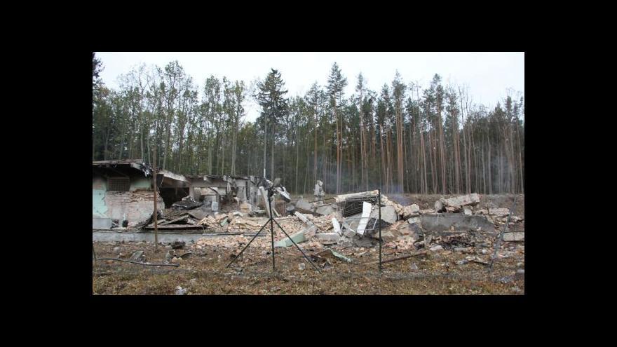 Video V Česku nejde o první výbuch munice