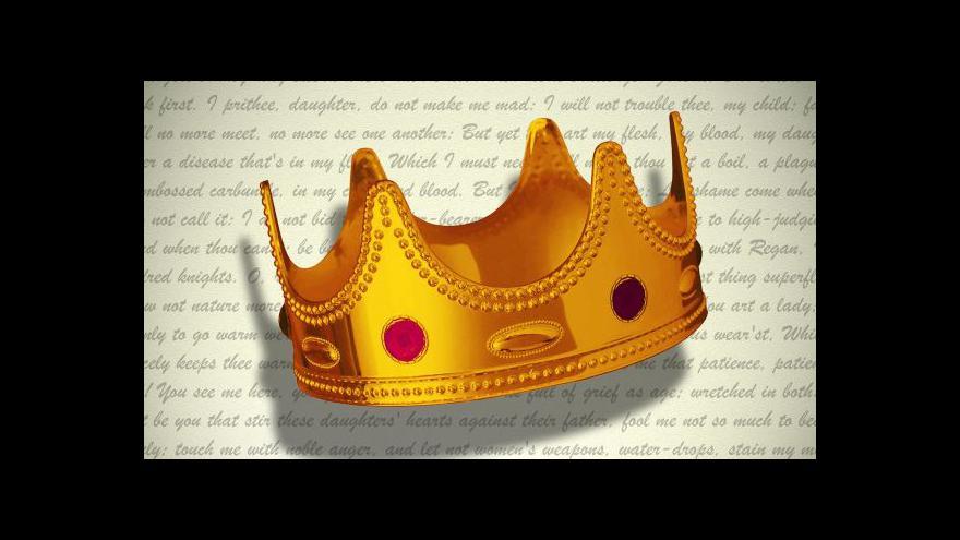 Video ZÁZNAM přednášky: Martin Hilský o Králi Learovi