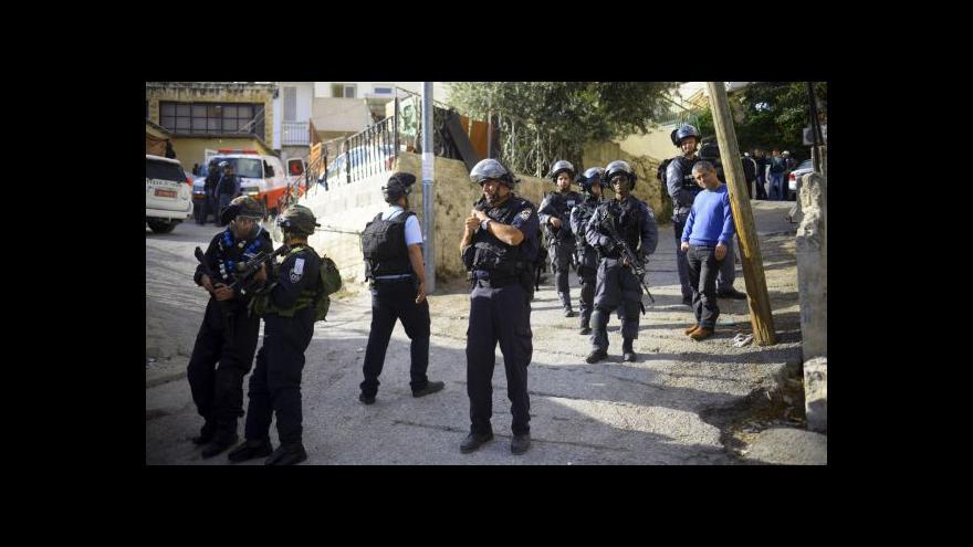 Video Horizont: Situace v Jeruzalémě se vymyká kontrole