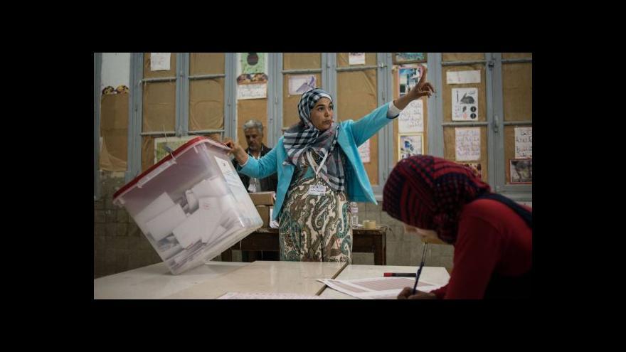 Video Tunisko čekají v listopadu prezidentské volby