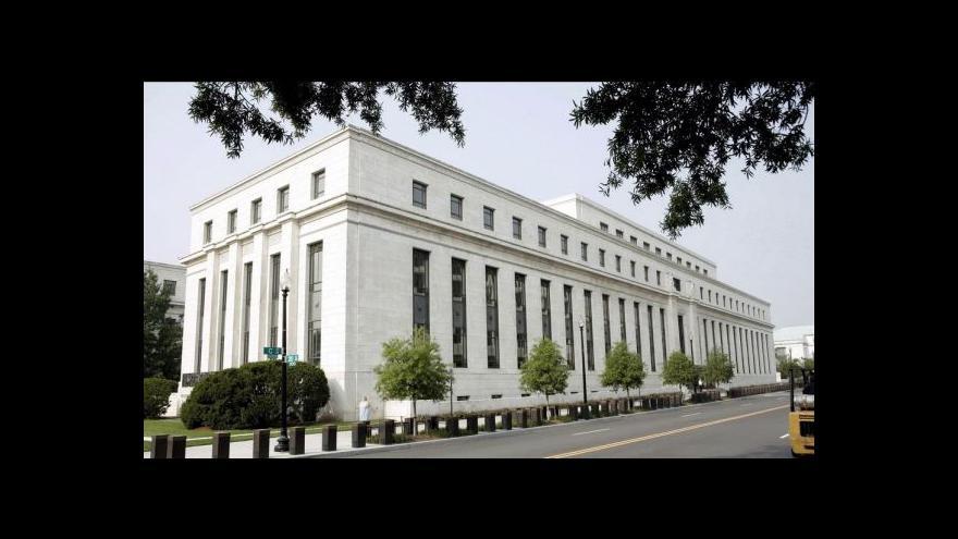Video Fed ukončil podpůrné nákupy dluhopisů