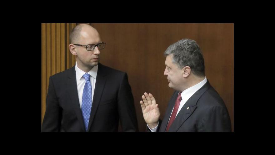 Video Bývalý velvyslanec na Ukrajině: Jaceňuk a Porošenko se dohodnou