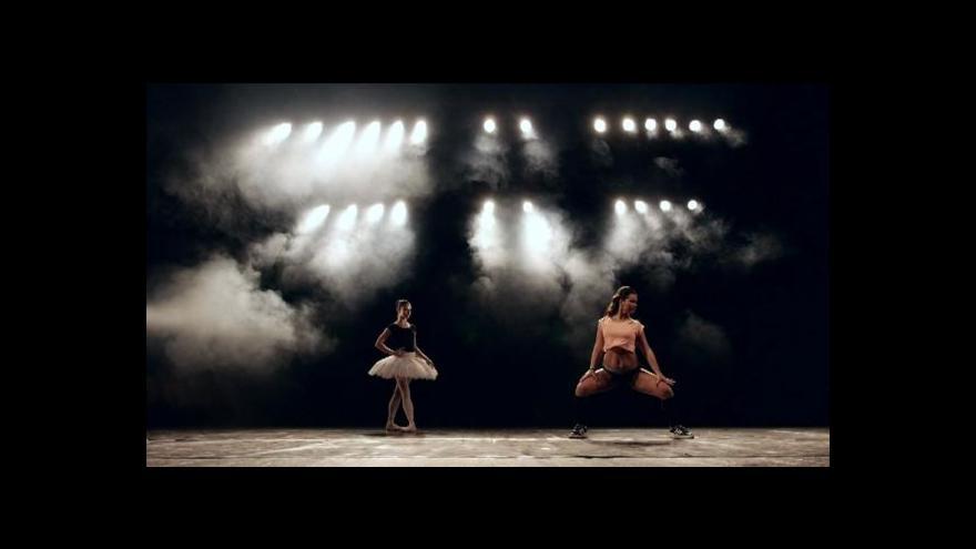 Video V Národním divadle Brno soupeří twerk s baletem