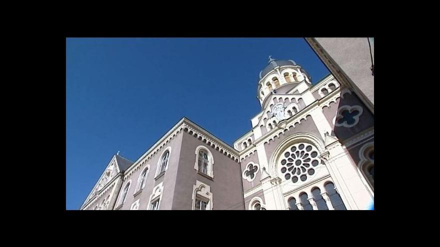 Video Ústav Marianum v Opavě končí