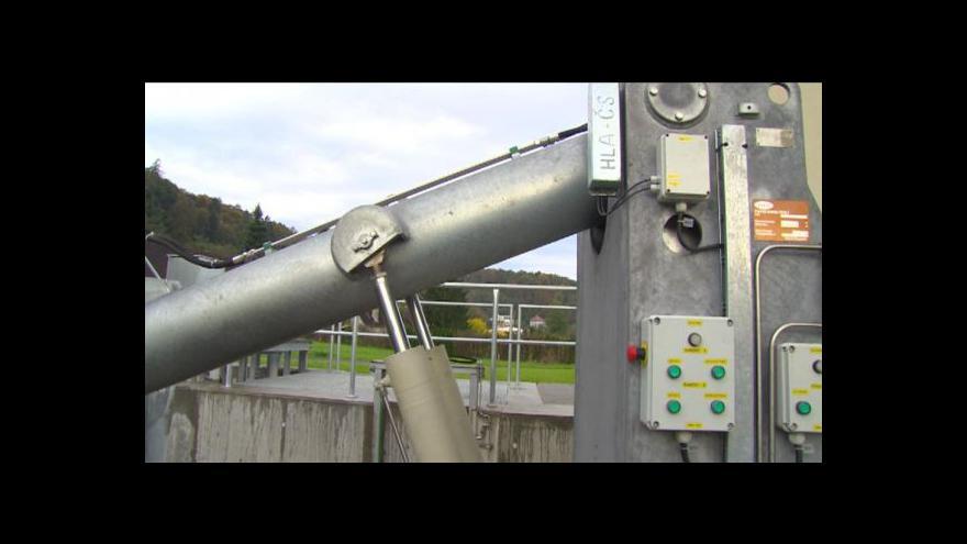 Video Vodní elektrárna v Hluboké nad Vltavou