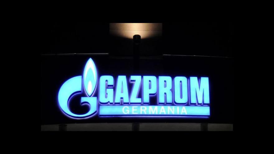 Video Gazprom napadl unijní sankce u soudu