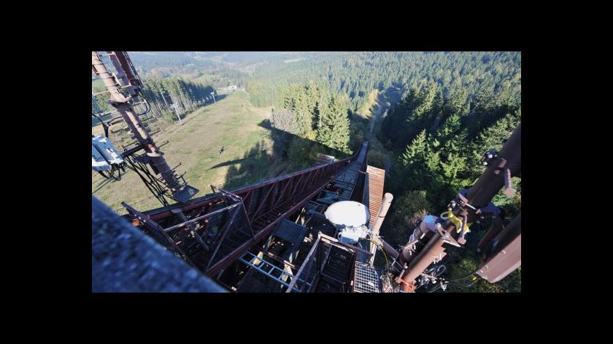 Video Rozhledna na skokanském můstku nabídne výhled z 1 109 metrů