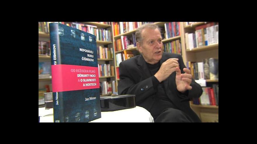 Video Jan Němec vrátil medaili