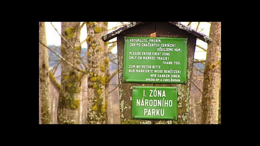 Video Modravský starosta: Na Šumavě jsou dva veřejné zájmy: Příroda a obce