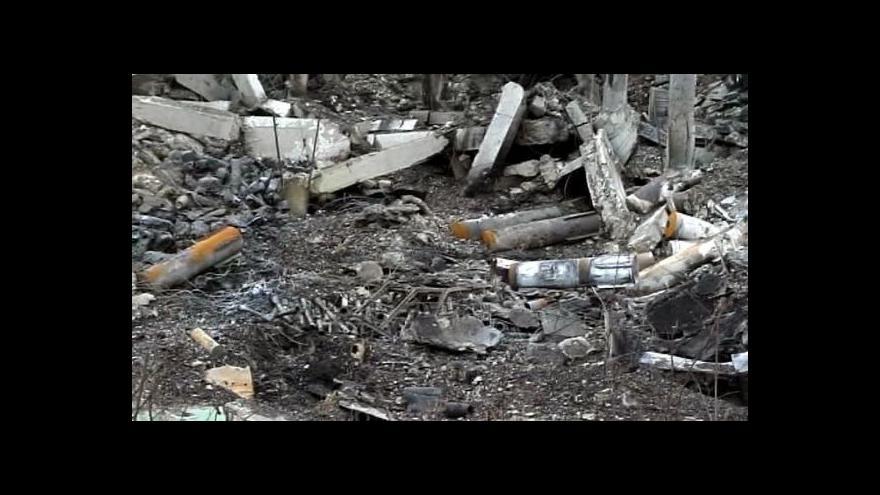 Video Obce už muniční sklady u Vrbětic nechtějí