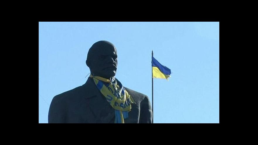 Video Horizont ČT24 k ukrajinským parlamentním volbám