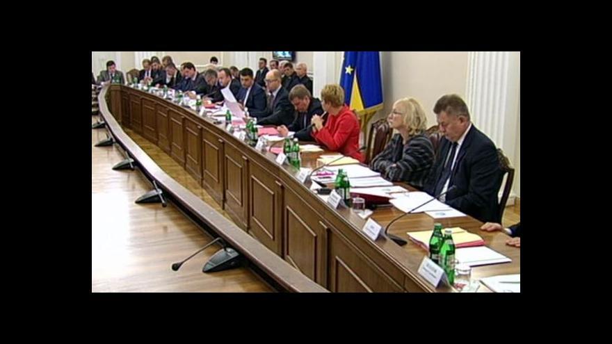 Video Jednání o nové ukrajinské vládě probíhají rychle