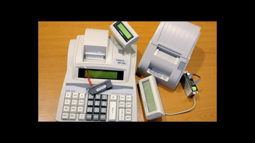 Video Události: Zavádění elektronických pokladen