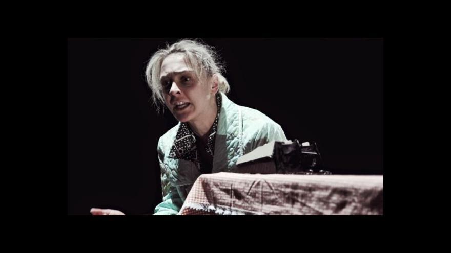 Video NO COMMENT: HaDivadlo uvádí Vyhnání Gerty Schnirch