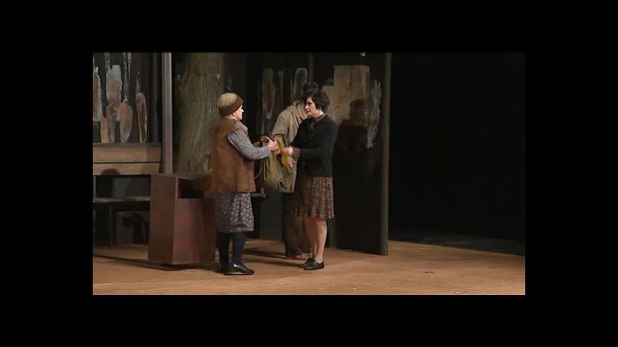 Video NO COMMENT: Žítkovské bohyně ve zlínském divadle