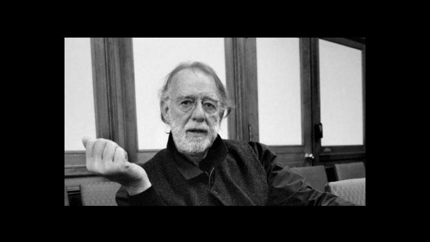 Video Godfrey Reggio: Nejsem žádný cinefil